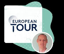 Peter Rudd European PGA Tour