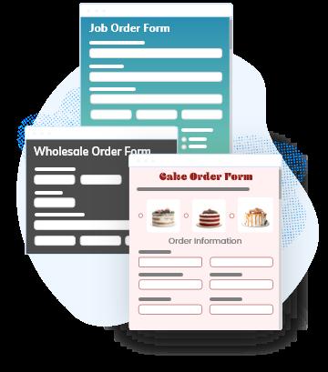 modeles de formulaires de commande