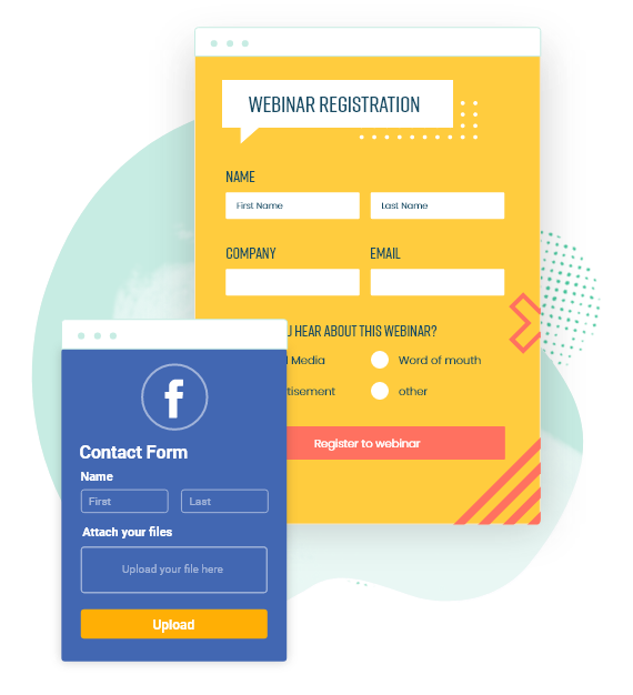 contact form examples