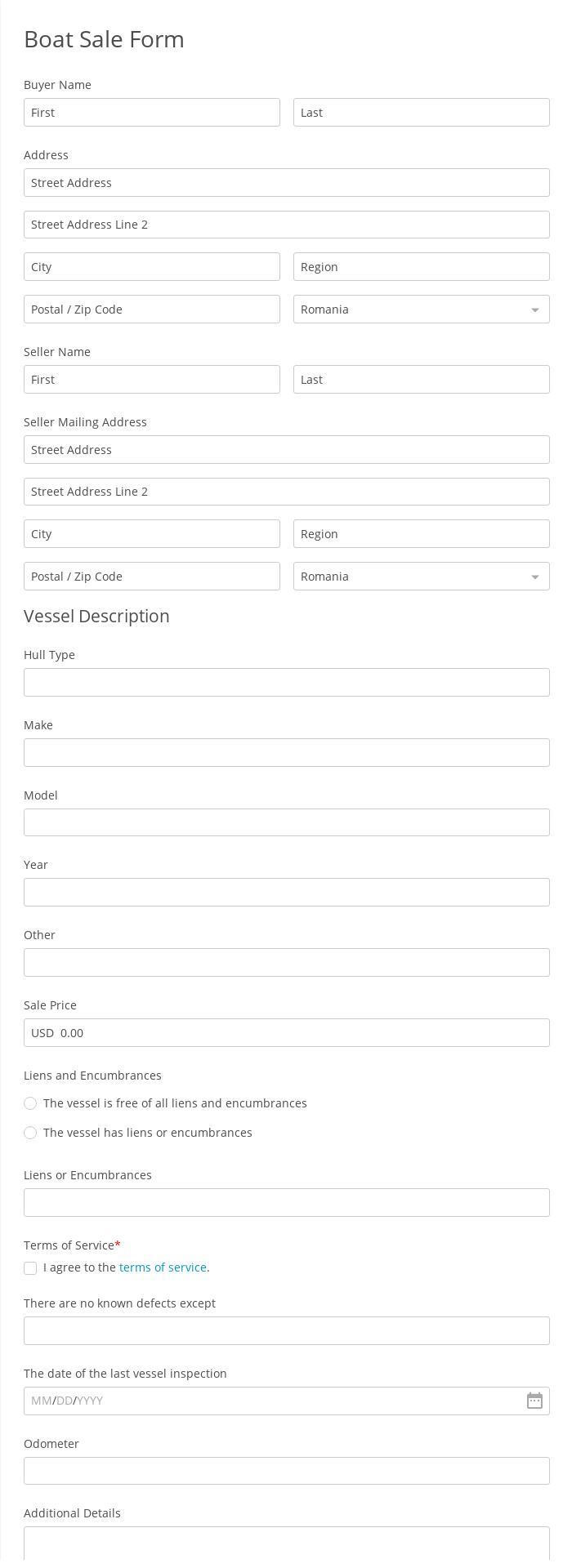 Consent Forms   Online & Free Templates   30 Form Builder