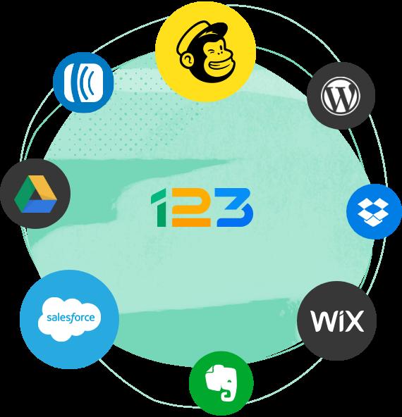 123 integrations