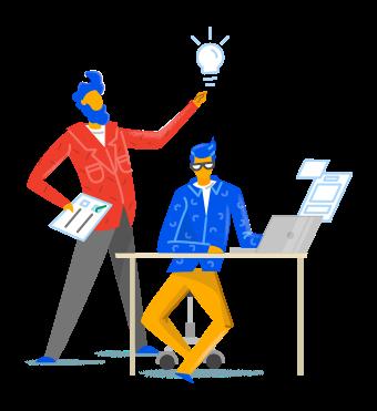 enterprise custom work service