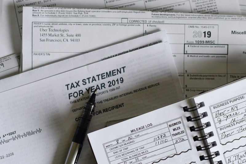 Get Inspired: Tackle Tax Time with an Tax Organizer Form