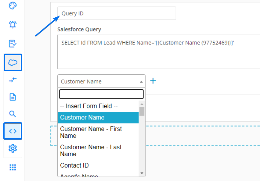Salesforce query