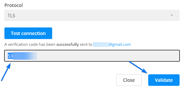 SMTP Validate